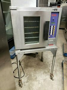 Lang Ecoh pp Half Size Electric Convection Oven With Stand electric Warranty
