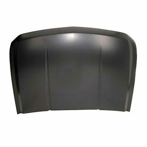New Front Top Hood Panel Direct Replacement Fits 2007 2013 Chevrolet Silverado