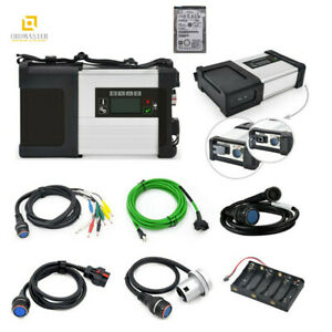 Mb Star Sd C5 2019 05 Xentry Software Diagnostic Wifi For Benz With Hdd