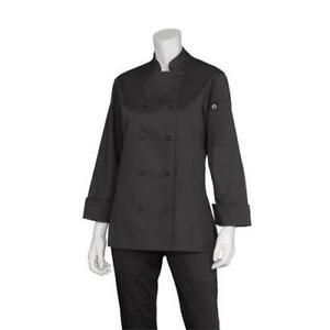Chef Works Marbella Women s Chef Coat Jacket All Sizes Colors