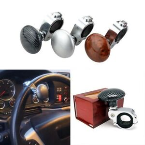 Car Auto Lorry Steering Wheel Suicide Spinner Handle Knob Booster