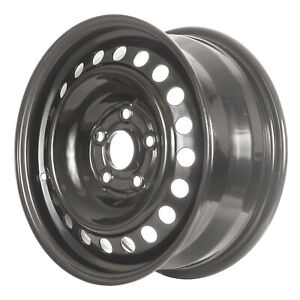 Reconditioned 16x7 Black Steel Wheel For 2007 2007 Honda Odyssey 560 63924