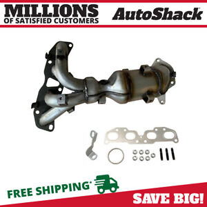 Exhaust Manifold Catalytic Converter For 2007 2012 Nissan Altima Coupe 2013 2 5l