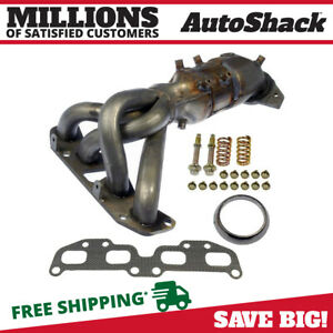 Exhaust Manifold Catalytic Converter W Gasket For 2005 2006 Nissan Altima 2 5l