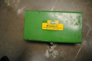 Greenlee 767a Hydraulic Knockout Punch Driver Up To 4 In Punches Excellent Con