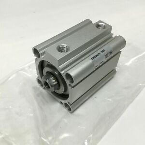 Smc Cdq2a40tn 30dz Pneumatic Compact Cylinder 40mm Bore 30mm Stroke