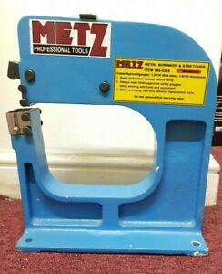 Metz Tools Shrinker Stretcher 8 Classic Car Parts Metal Bending Fabrication