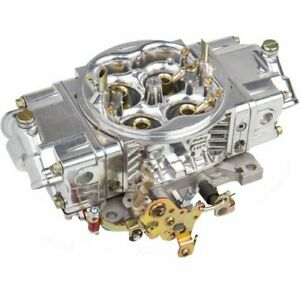 Holley 0 82651sa Aluminum Street Hp Carburetor 650 Cfm