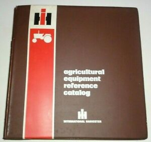 Ih International Tractor Farm Equipment Sales Manual 140 Thru 1568 3788 1466