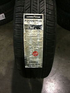 4 New 205 60 16 Goodyear Assurance Fuel Max Tires