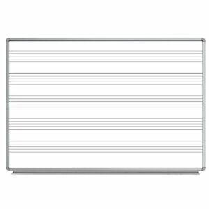 Luxor Wb7248m 72 X 48 inch Durable Wall mounted Magnetic Dry Erase Whiteboard
