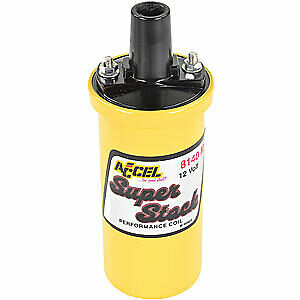 Accel 8140m Super Stock Points Ignition Coil