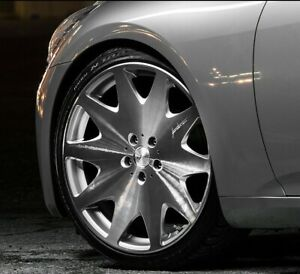 Mrr Hr3 Wheels For Acura Toyota Camry Nissan Accord 20x8 5 5x114 3 Rims Set 4