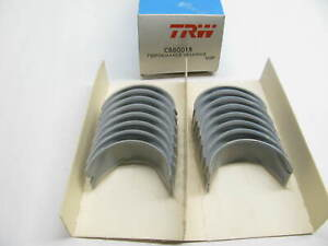 Trw Cb8001s Performance Connecting Rod Bearing Set Std For 57 67 Sbc 283 327