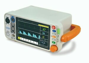 Utmd 7 Veterinary Multi parameter Monitor Vs2000v Ecg Resp Spo2 Nibp Temp Pr