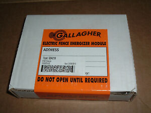 Repair Part Energizer Module For Gallagher B160 Electric Fencer Type G34219