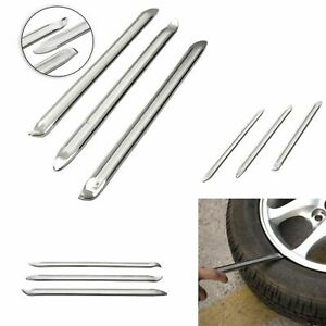 Motorcycle Tire Iron Spoon Set Lever Tires Rim Changing Protector Tool Combo