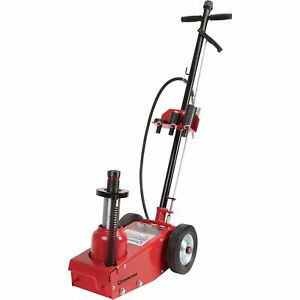 Strongway 35 Ton Quick Lift Air Hydraulic Service Floor Jack