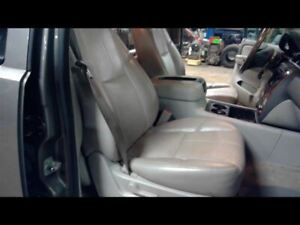 Passenger Front Seat Bucket bench Manual Cloth Fits 07 Avalanche 1500 1678768