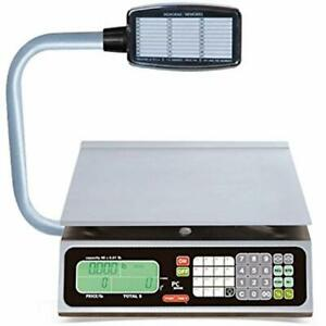 Postal Scales Torrey Pc40lt Electronic Price Computing Scale Lb 8 Direct Keys