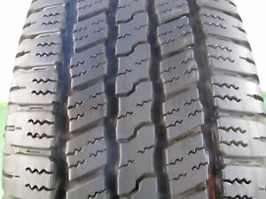 Used P275 60r20 114 S 10 32nds Goodyear Wrangler Sr A Owl