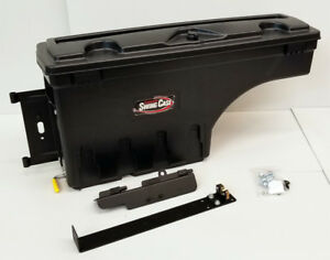 Sale Undercover Driver left Swing Case Toolbox For 1997 2014 Ford F150 all