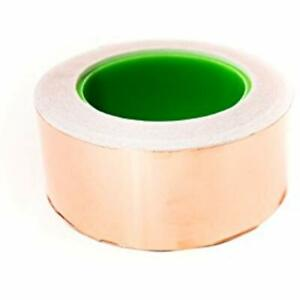 Electrical Tape Bertech Copper Conductive Tape 2 Wide X 36 Yards Long 2 75 3