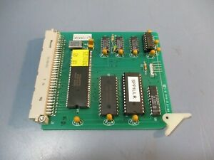 Longford Circuit Board M1001 5 Used