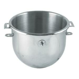 Allpoints Select 263833 12 Qt Stainless Steel Mixer Bowl