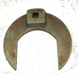 Thin Crowfoot Wrench 2 1 2 3 8 Drive