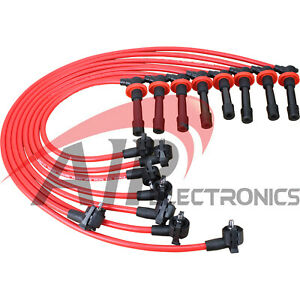Dragon Fire 10mm Spark Plug Wire Set For 1996 1998 Ford Mustang Gt 4 6l 2v Sohc