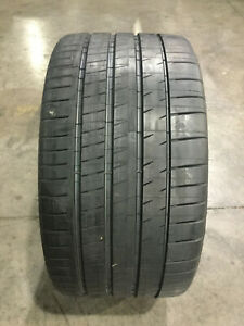 1 New 295 30 20 Michelin Pilot Super Sport Tire