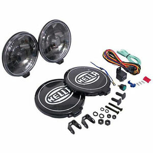 Hella 005750991 Black Magic 500 Driving Light Kit