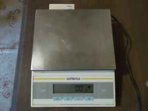 Sartorius Bl 3100 Digital Balance Lab Scale Works W Power Cord