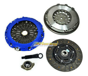 Fx Stage 2 Sprung Hd Clutch Kit Flywheel Fits 03 08 Hyundai Tiburon 2 7l V6