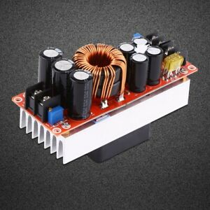 1500w 30a Dc 10 60v To Dc 12 90v Boost Converter Step up Power Supply Module
