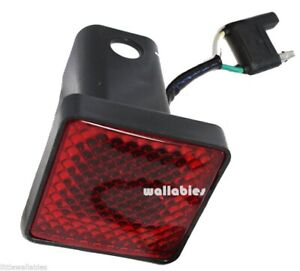 New 2 Trailer Brake Light Hitches Hitch Cover Brake Light For Standard