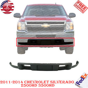 Front Air Deflector Lower Valance For 2011 2014 Chevy Silverado 2500hd 3500hd