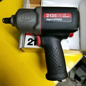 Ingersoll Rand 2135ti Titanium Ultra Duty Impact Wrench New