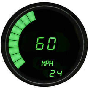 Intellitronix M9222g 3 3 8 Led Digital Speedometer Programmable With High Speed
