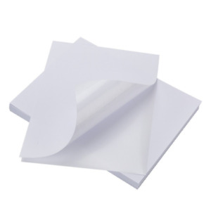 9527 Product Full Sheet Shipping Labels 8 1 2 X 11 Blank White Sticker Paper