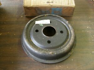 Nos Oem Ford 1964 1970 Mustang Falcon Rear Brake Drum 4 Lug 1965 1966 1967 1968
