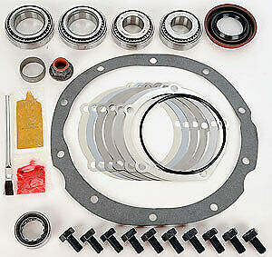 Jegs 61213 Complete Differential Installation Kit Ford 9 In trac Loc