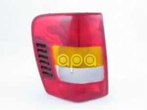 Jeep Grand Cherokee 02 04 2002 2003 2004 Tail Light Lamp Rear Left Driver Side