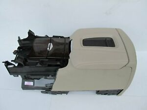 New Oem Center Console Shale Tan 23245247 For 2015 2016 Cadillac Escalade