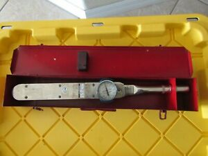 Snap On 1 2 Drive Torque Wrench 0 175 Ft Lbs Qjr3200c Snap On