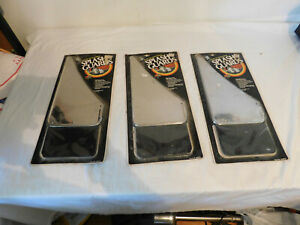 Vintage Mudflaps Splash Guards Nos 6 Total Ford Chevy Chrome Car Truck Kmart