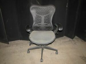 Herman Miller Mirra Adjustable Black Large Chair Parts repair ar52