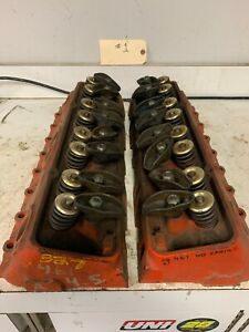 Chevelle Corvette Nova Impala Small Block Chevy 3782461 Cylinder Heads 419