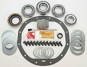Jegs 61203 Complete Differential Installation Kit Gm 8 875 In 12 bolt